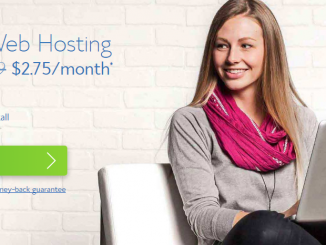 Blue host web hosting