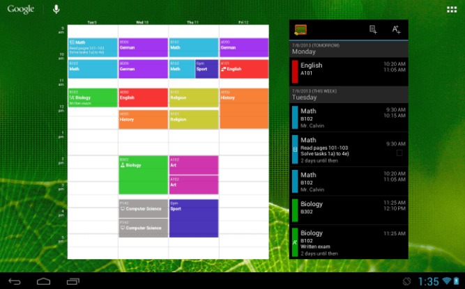 best student planner apps
