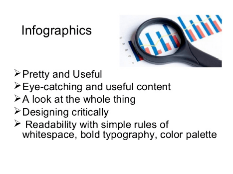 Infographics Meaning