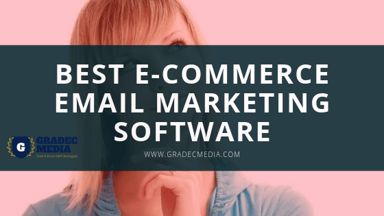 Ecommerce Email Marketing Software