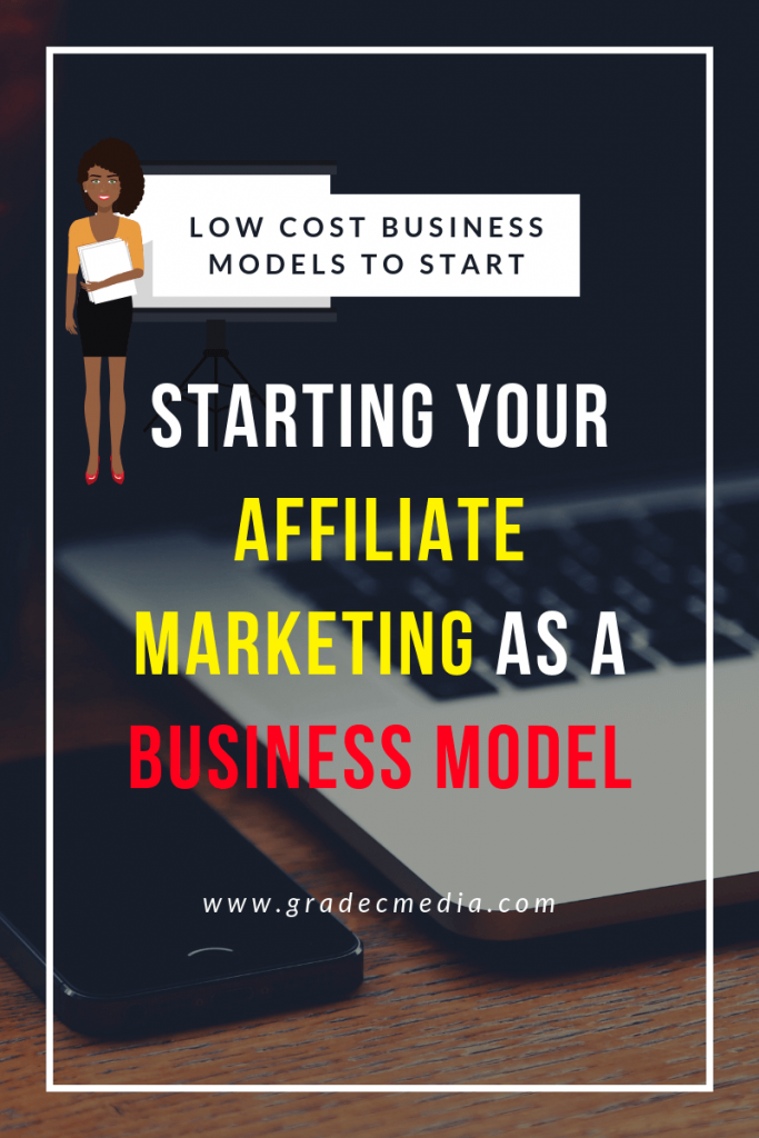 Where To Start Your Affiliate Marketing Business As A Beginner